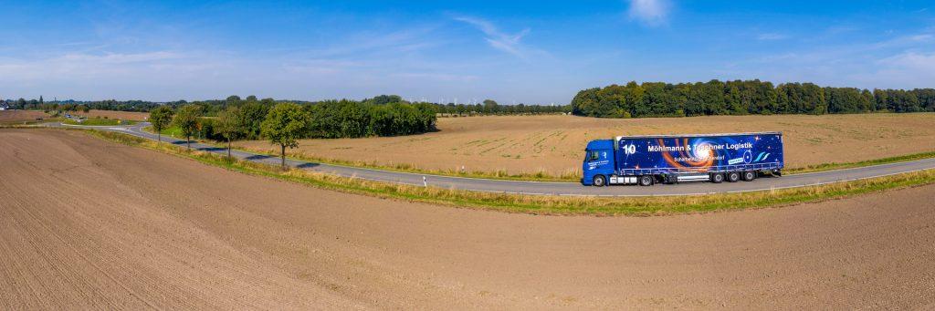 Möhlmann und Teschner Logistik GmbH LKW