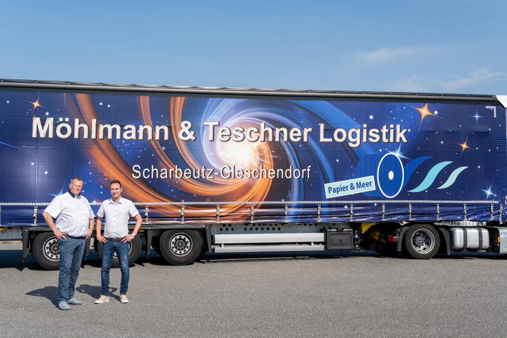 Volker Teschner und Michael Velde