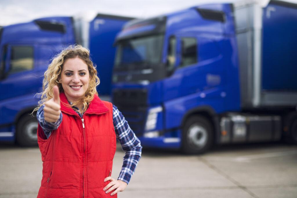 Apprenticeship at a transport and logistics company