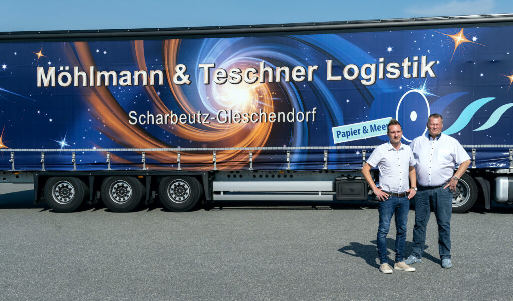 Logistics and transport company